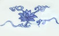 Dinastia Ming - Flor de Lótus