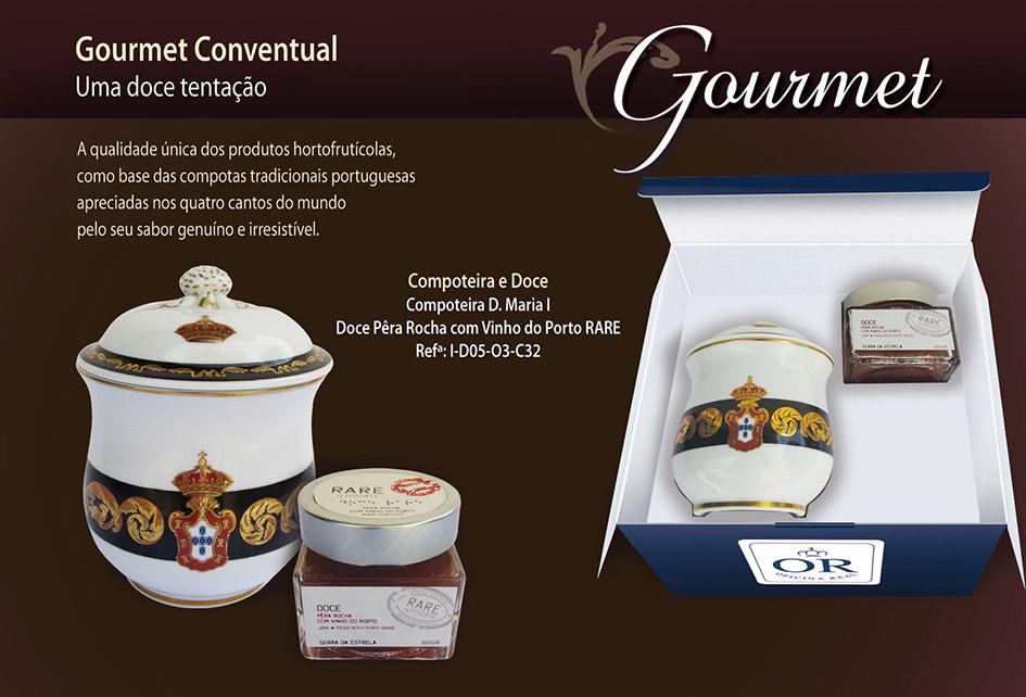 Gourmet Conventual 1