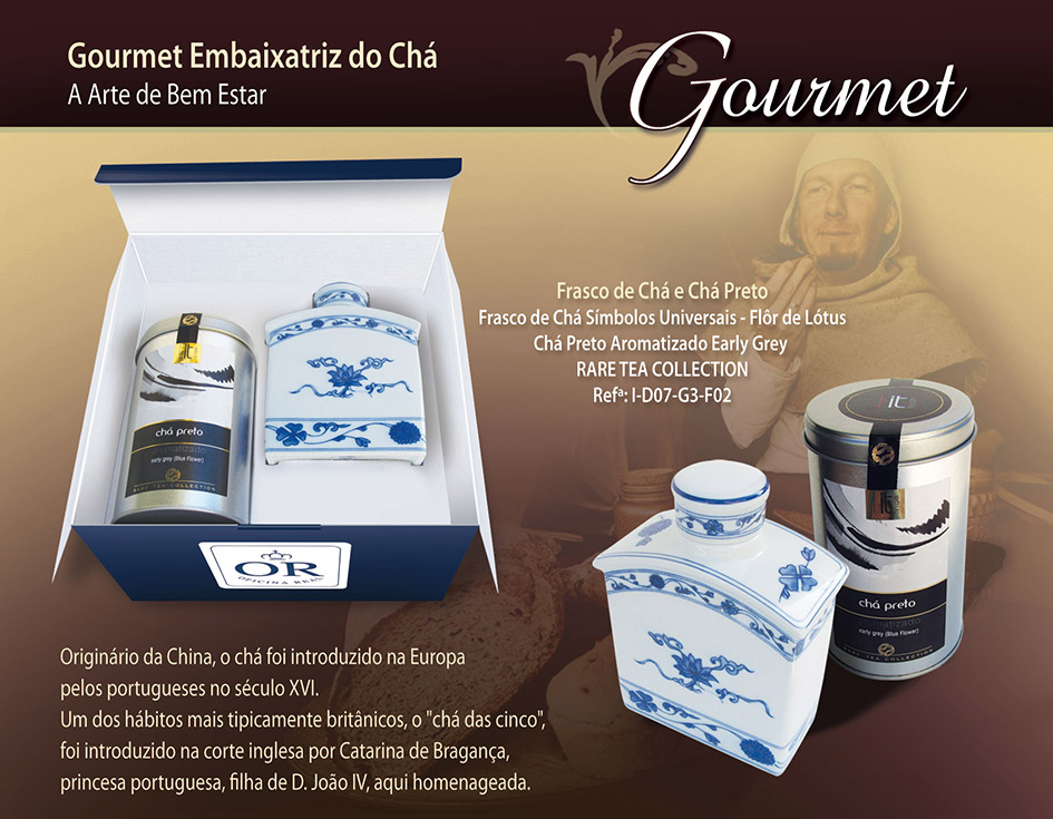 Gourmet Embaixatriz do Chá 1