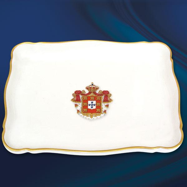 Bandeja Império D. Luiz